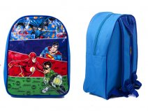 9815029hv KIDS BACKPACK WITH JUSTICE LEAGUE