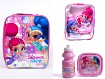 4105v-7233 shimmer shine lunch set